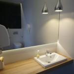 Łazienka dla pacjentów również niepełnosprawnych